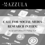 Call for Interns - Social Media Research